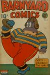 Cover For Barnyard Comics 3