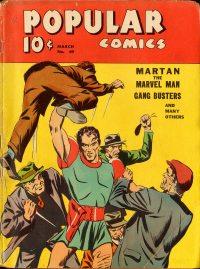 Large Thumbnail For Popular Comics #49