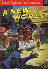 Cover For Oral Roberts' True Stories 107 A New World