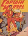 Cover For Mighty Midget Comics - Captain Marvel Adventures