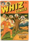 Cover For Whiz Comics 55