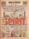 Cover For The Spirit (1941 9 28) Philadelphia Record