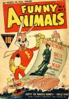 Cover For Fawcett's Funny Animals 6
