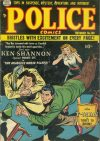 Cover For Police Comics 108