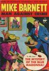 Cover For Mike Barnett Man Against Crime 2