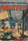 Cover For Wanted Comics 51