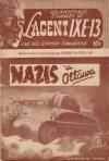 Cover For L'Agent IXE 13 v2 42 Nazis à Ottawa