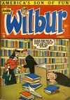 Cover For Wilbur Comics 9