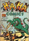 Cover For Ha Ha Comics 30