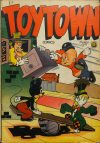 Cover For Toytown Comics 6
