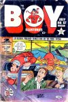 Cover For Boy Comics 67
