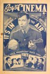 Cover For Boy's Cinema 1002 It's In the Air George Formby