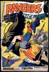 Cover For Rangers Comics 38