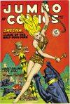 Cover For Jumbo Comics 117