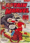 Cover For Captain Marvel Adventures 149