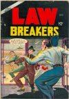 Cover For Lawbreakers 6