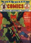 Cover For Blue Ribbon Comics 7