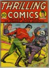 Cover For Thrilling Comics 7 (paper/10fiche)