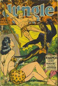 Large Thumbnail For Jungle Comics #62