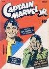 Cover For Captain Marvel Jr. 10