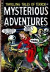 Cover For Mysterious Adventures 18