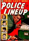 Cover For Police Line Up 1