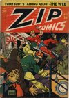 Cover For Zip Comics 29