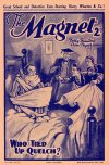Cover For The Magnet 1619 Duffer or Detective!