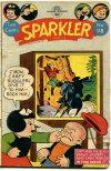 Cover For Sparkler Comics 98