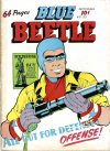 Cover For Blue Beetle 25