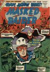 Cover For Masked Raider 18
