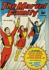 Cover For The Marvel Family 41
