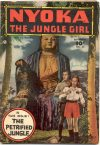 Cover For Nyoka the Jungle Girl 35