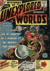 Cover For Mysteries of Unexplored Worlds 14
