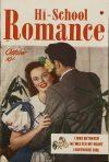 Cover For Hi School Romance 1