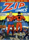 Cover For Zip Comics 20 (paper/13fiche)