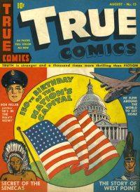 Large Thumbnail For True Comics #15 - Version 1