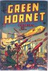 Cover For Green Hornet Comics 24