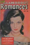 Cover For Glamorous Romances 54
