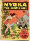 Cover For Nyoka the Jungle Girl 28