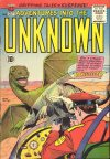 Cover For Adventures into the Unknown 127