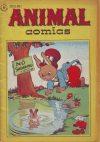 Cover For Animal Comics 20