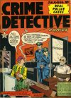 Cover For Crime Detective Comics v1 9