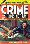 Cover For Crime Does Not Pay 91