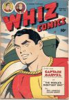 Cover For Whiz Comics 118