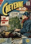 Cover For Cheyenne Kid 18