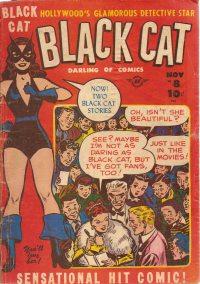 Large Thumbnail For Black Cat #8