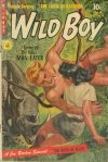 Cover For Wild Boy 8