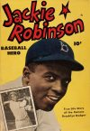 Cover For Jackie Robinson 1