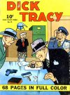 Cover For 21 Dick Tracy